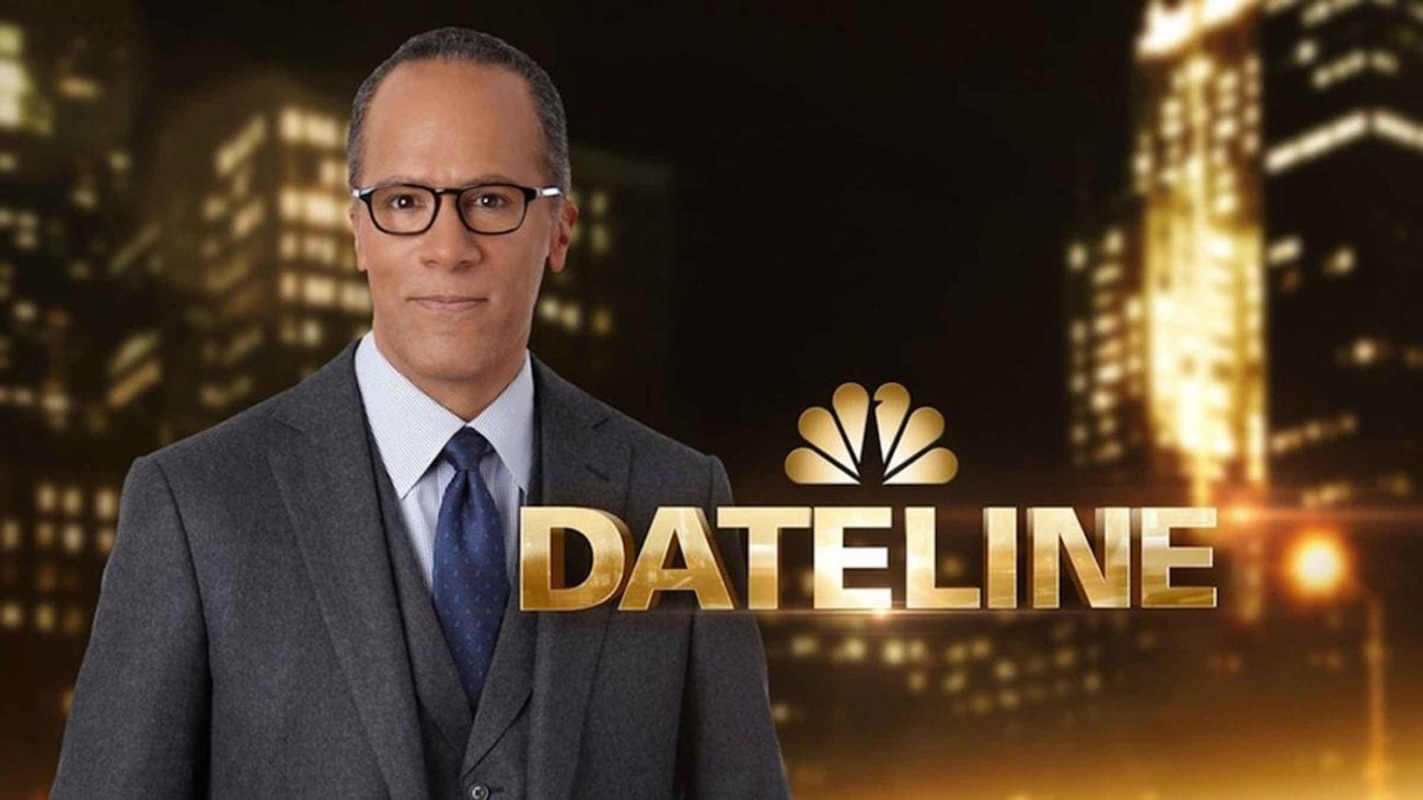 "You know what they say, ""true crime, glass of wine, bed by nine"". Need a great murder story? Here's what you need to watch on 'Dateline' tonight!"