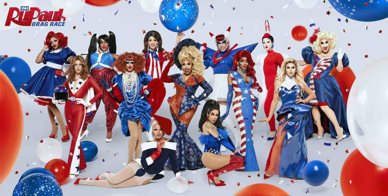 We've met nearly everyone, except Rock M. Sakura, Sherry Pie, and Widow VonDu. Here's the final 'RuPaul's Drag Race' season 12 queen reveal.