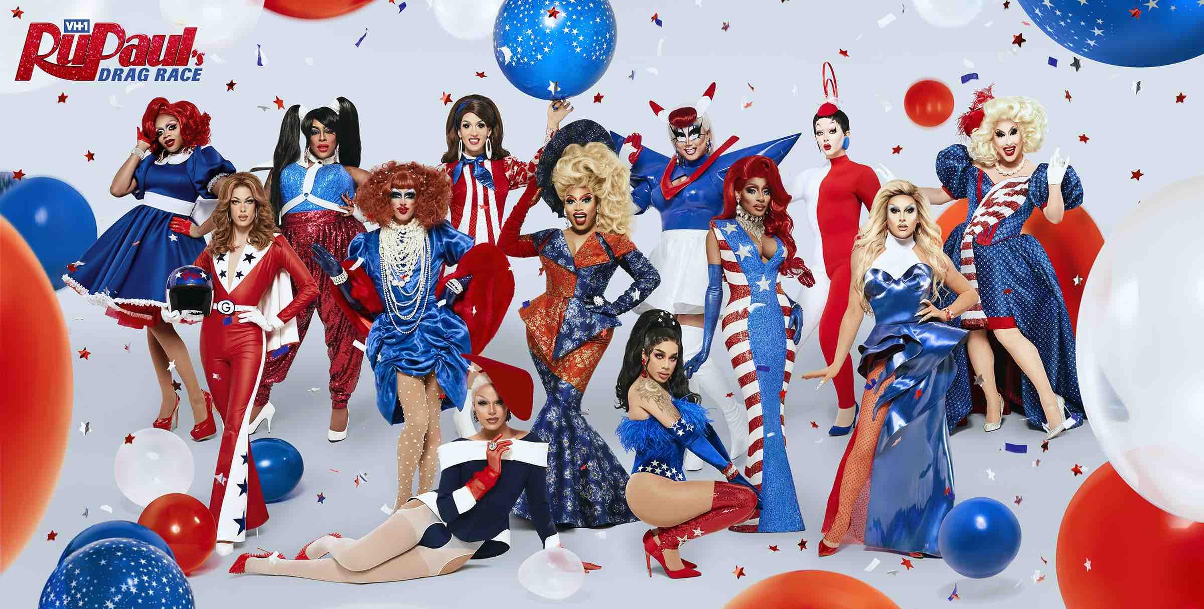 We've met nearly everyone, except Rock M. Sakura, Sherry Pie, and Widow VonDu. Here's the final 'RuPaul's Drag Race' season 12 queen reveal.