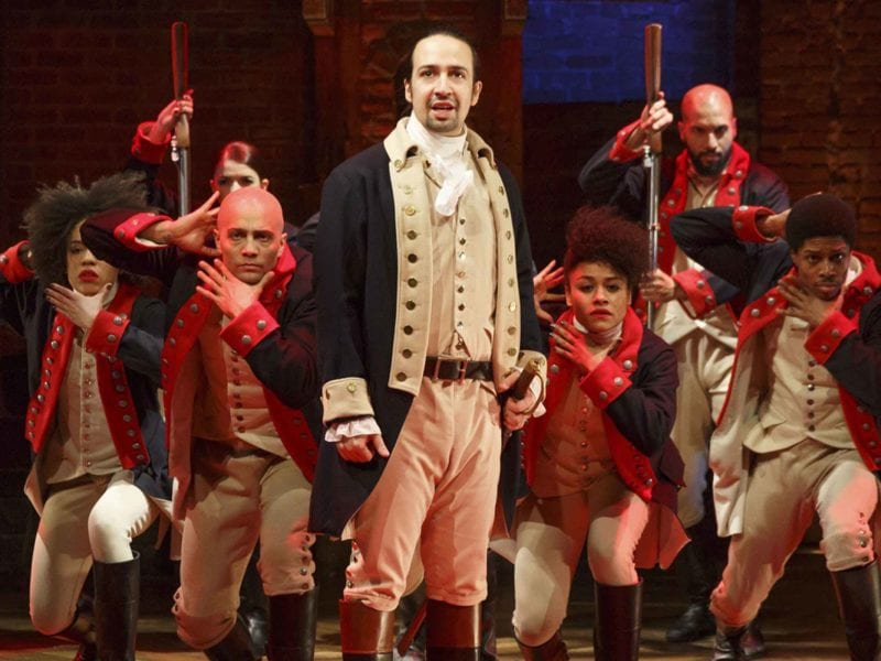 """""""We'll tell the story of tonight"""" – or the story of 'Hamilton' the musical. Here's everything we want to see in Disney's 'Hamilton' movie."""