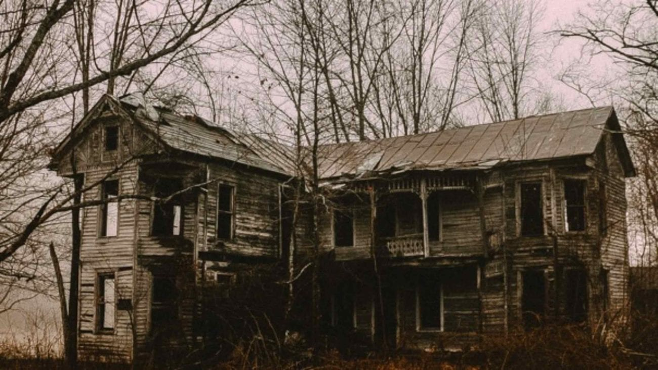 Real Life Haunted Houses Movies And Shows On Their Creepy Pasts Film Daily