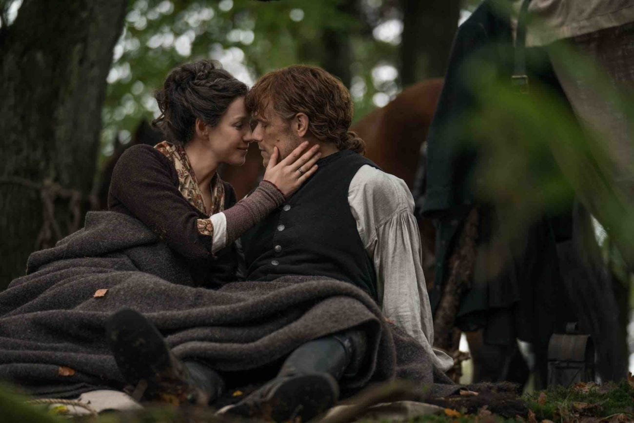 We took it upon ourselves to look for the most hilarious, sexy memes of Claire and (mostly) Jamie from 'Outlander'. Here's sexy 'Outlander' memes.
