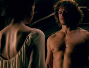 Jamie Fraser from Starz's 'Outlander' is truly the ideal man. We had to make a list of our favorite hottest moments from 'Outlander'.