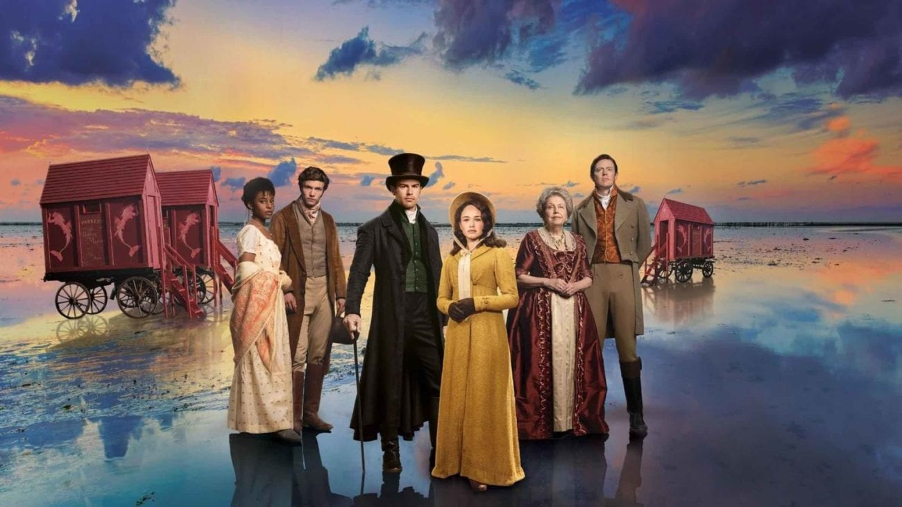 PBS's 'Sandition' is their eight-part adaptation of Jane Austen's unfinished final novel of the same name. Here's our beginners guide to 'Sandition'.