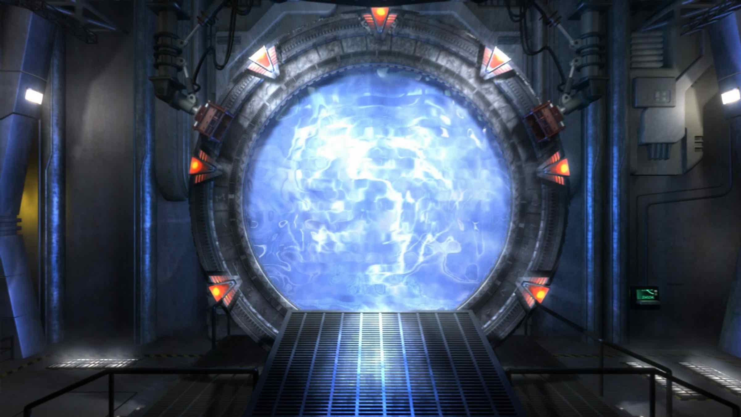 Stargate Atlantis Burning Series