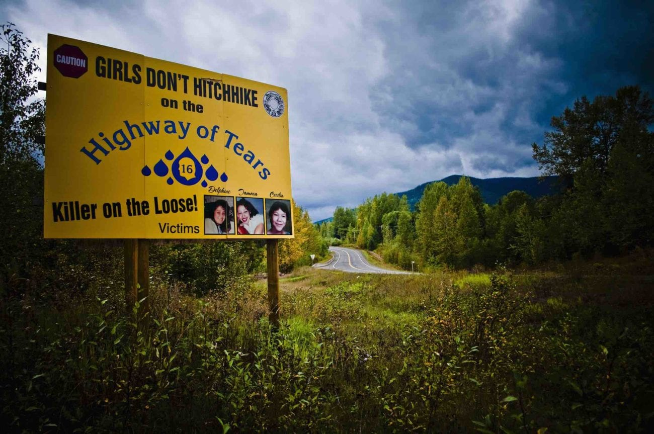 While the official list of deaths along the Highway of Tears is 18, '48 Hours' reports that the locals swear there were many more. Here's why.
