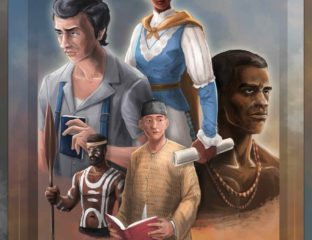 Spencer Striker, Ph.D.'s 'History Adventures' couldn't have come at a better time. Here's how 'History Adventures' makes history of the world fun.