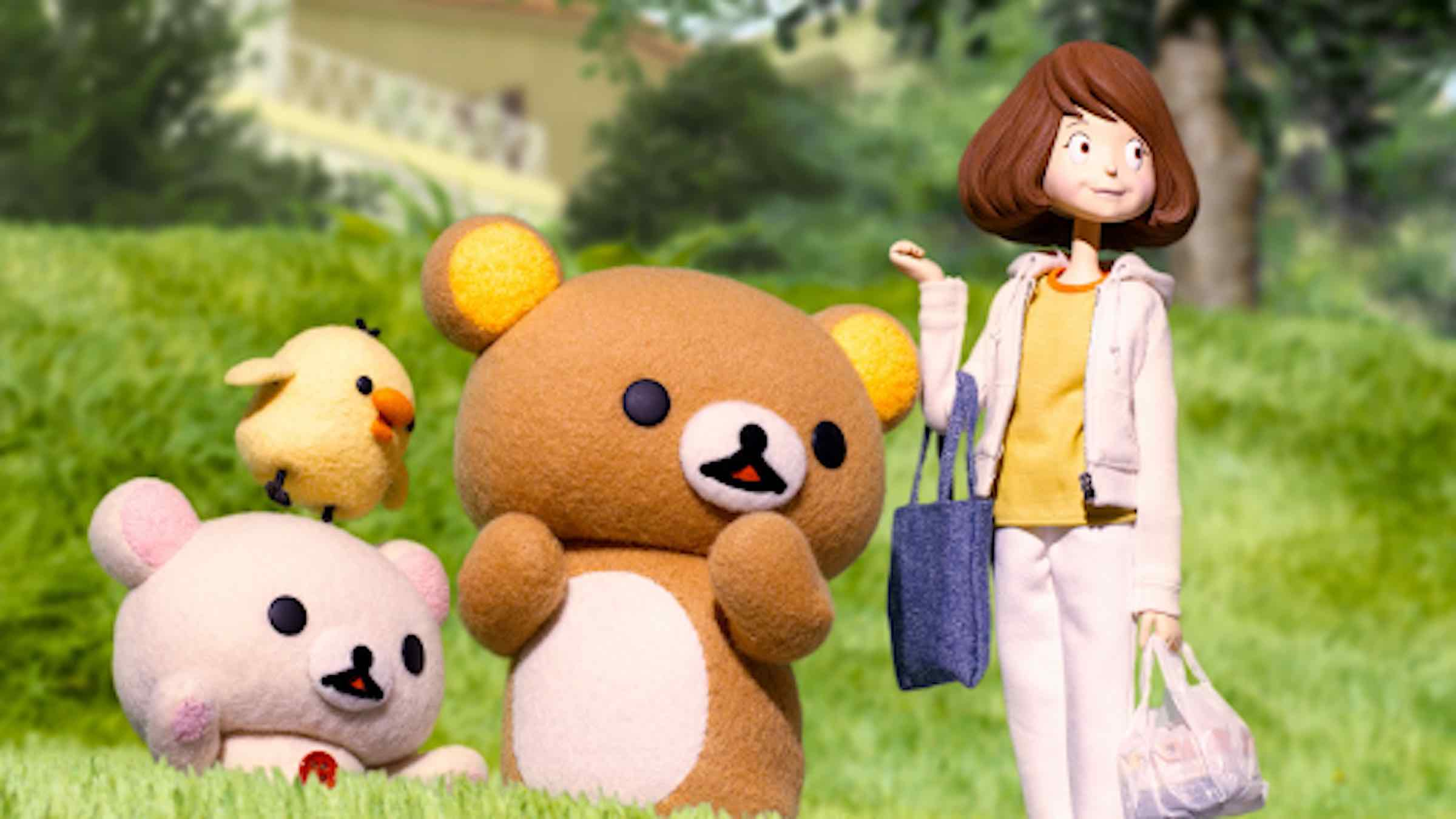 Rilakkuma and Kaoru': The most relaxing stop animation around – Film Daily