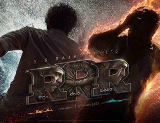 'Roudram Ranam Rudhiram' is bringing the story of Alluri Sitarama Raju (Ram Charan) and Komaram Bheem to life. Here's what you need to know.
