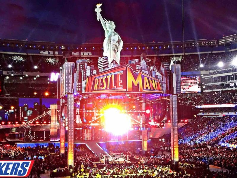 The biggest wrestling event in the US and possibly the world Wrestlemania 36 may not go ahead as planned. Here's what we know.