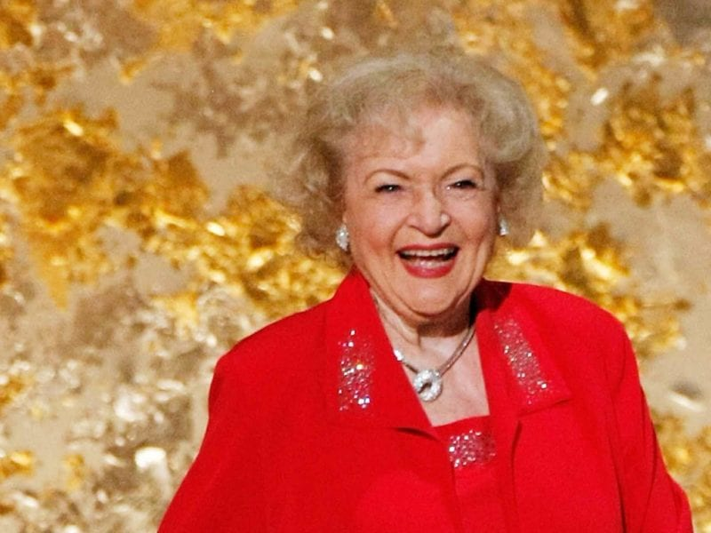 Is there a more beloved public figure than Betty White? Betty White is not dead but very much alive. Here's Betty White's greatest moments.