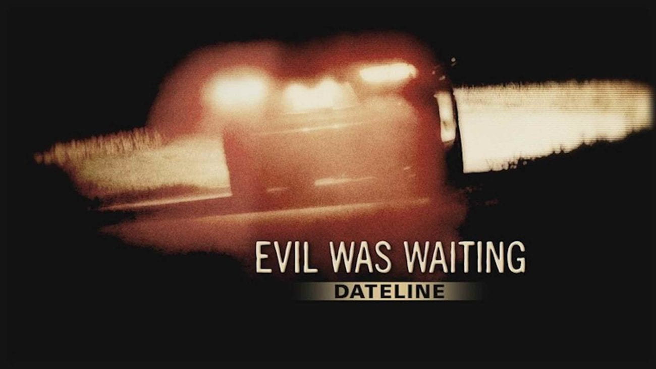 "Vincent Goslyn Jr. was a man with a heart full of love and compassion for others. Here's 'Dateline' NBC and ""Evil Was Waiting""."