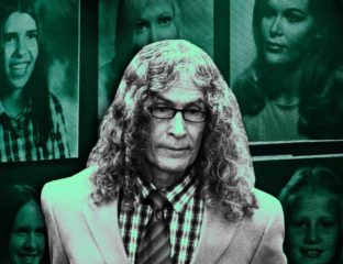 We're talking today about one particular 'The Dating Game' contestant: Rodney Alcala. Here's the story of 'The Dating Game' killer.