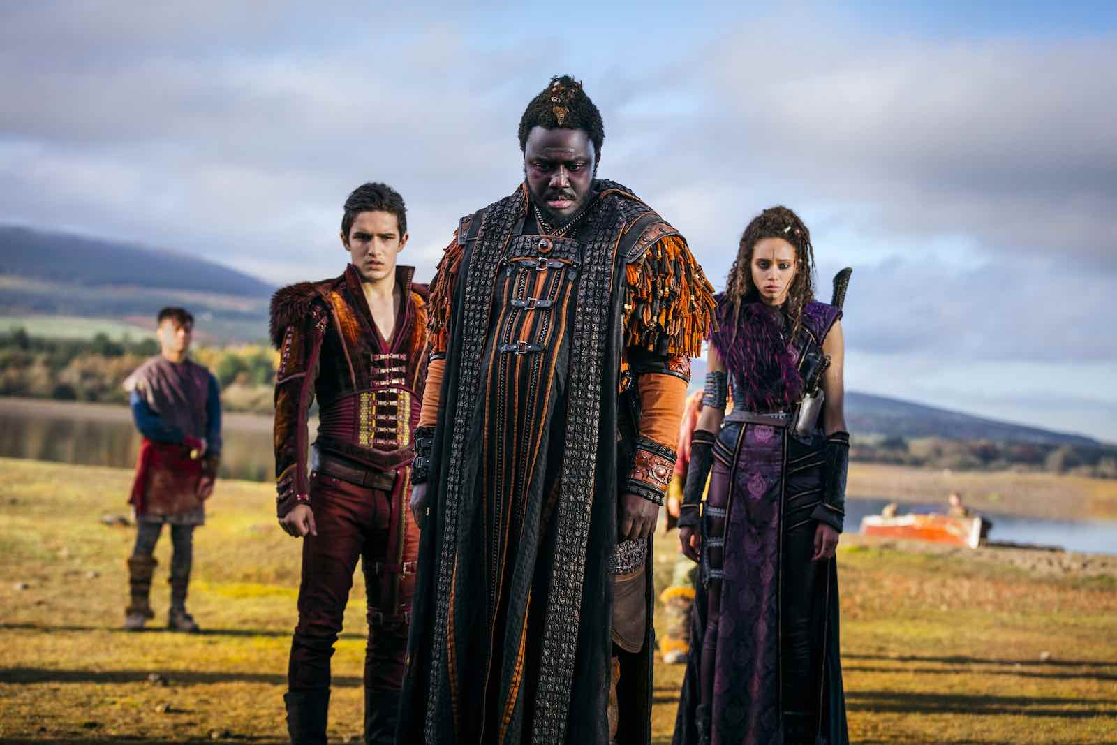 Into the Badlands - S3E5 - Chapter XXI: Carry Tiger to