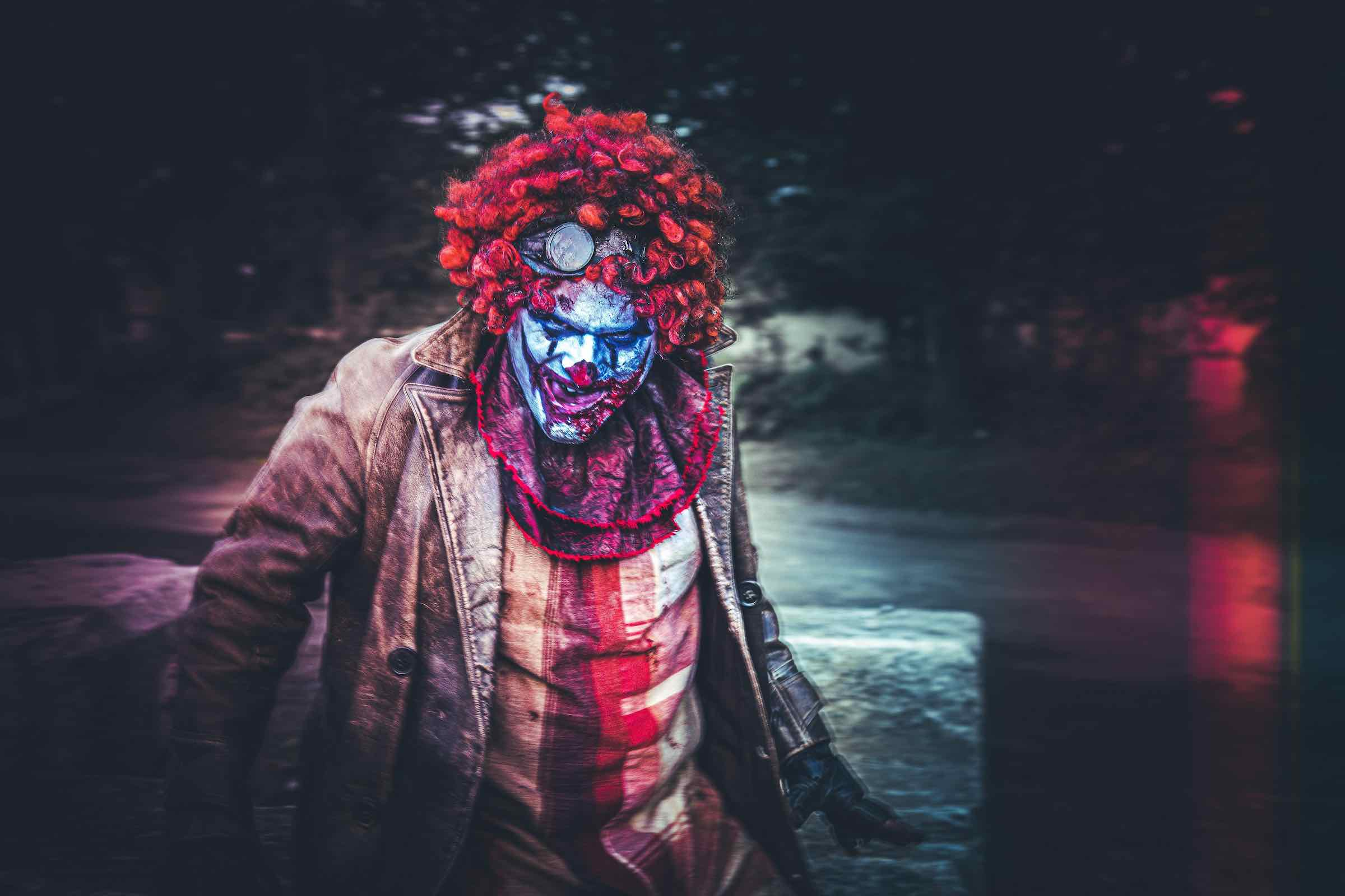 Killer Clown Film