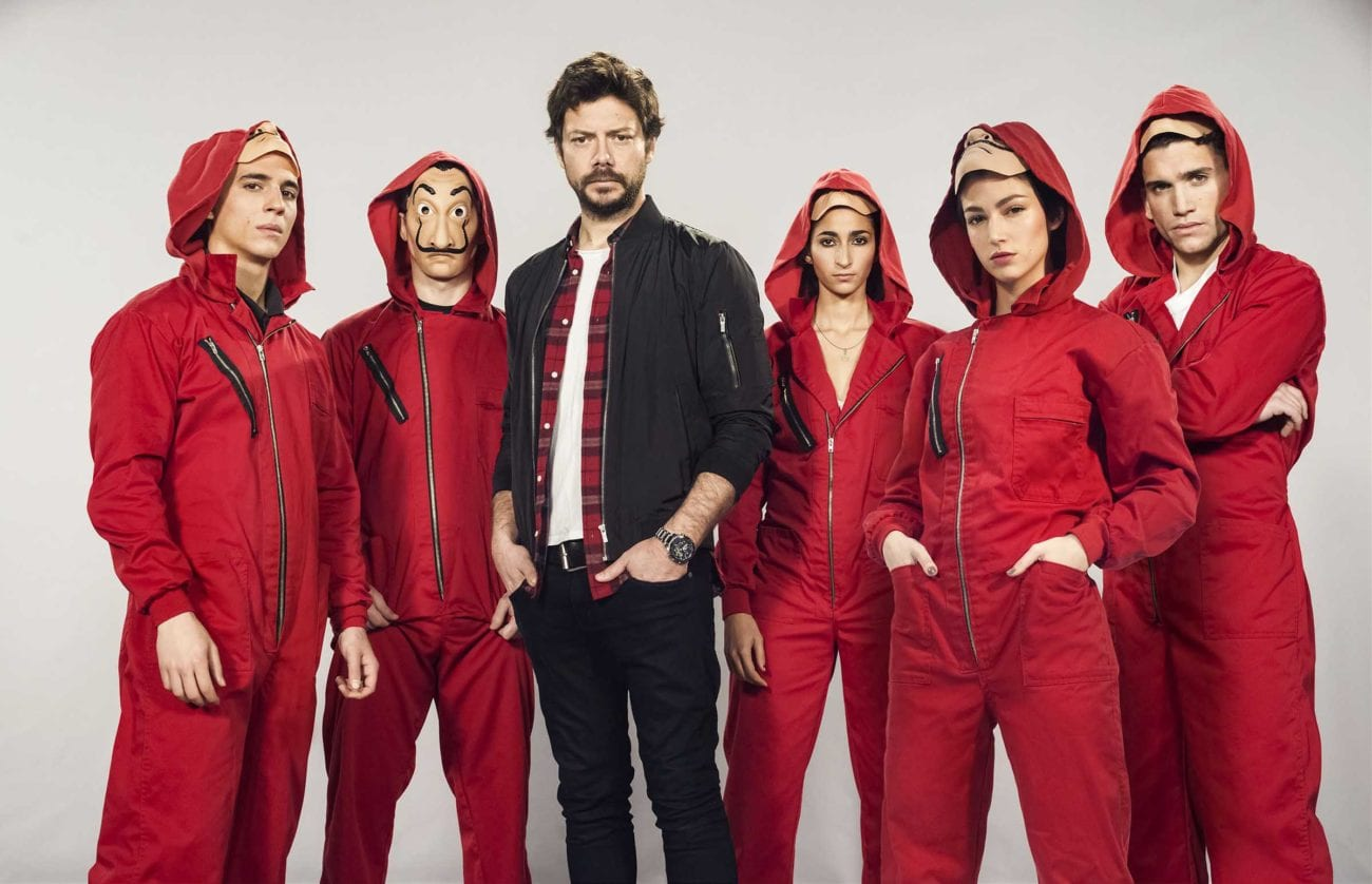 Until season 4 is in our grasp, we've got the best memes about 'Money Heist'. We'll let you keep them free of charge so you don't have to steal.