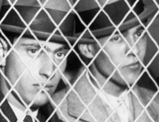 Nathan Leopold and Richard Loeb were only 19 and 18 at the time they committed a murder. Here's what we know about the terrifying pair.