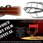 The New Voices Short Film Festival was made for new film makers. If you've been looking for a festival to show your debut picture, this is the festival for you.