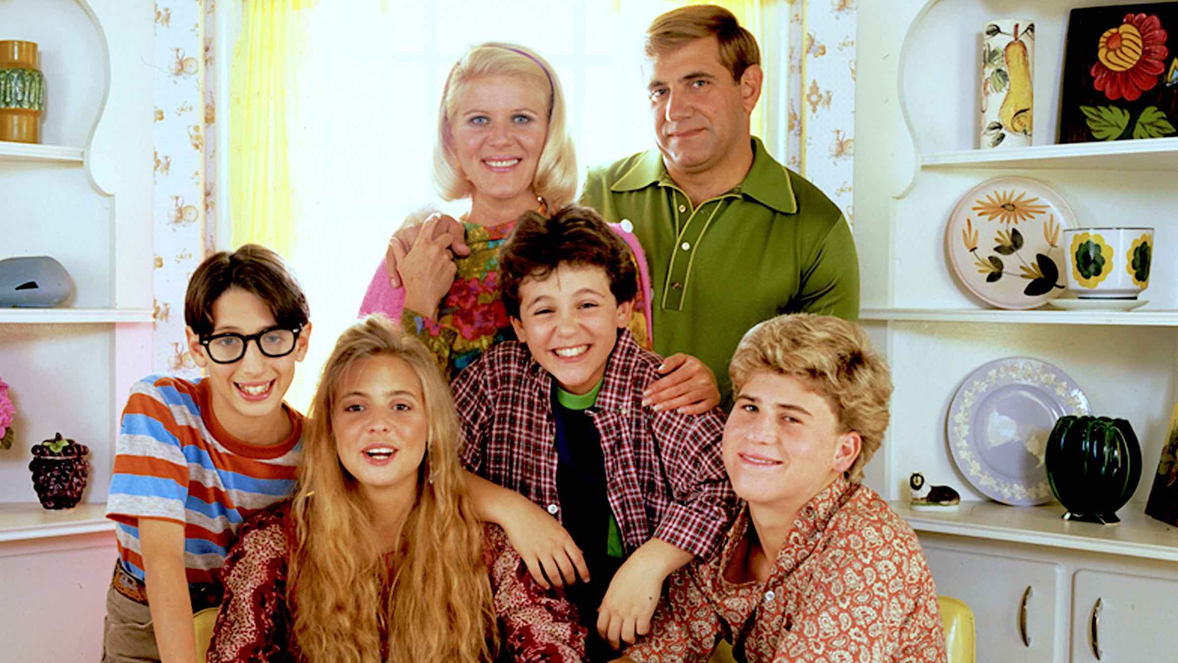 Is 'The Wonder Years' the best series about college of all time?