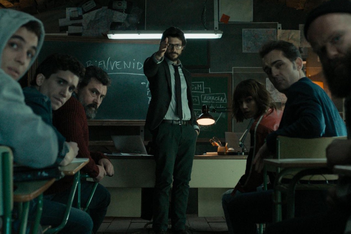 The gang from 'Money Heist' would not be successful without The Professor leading the way. Here's the best pieces of wisdom from our humble leader.