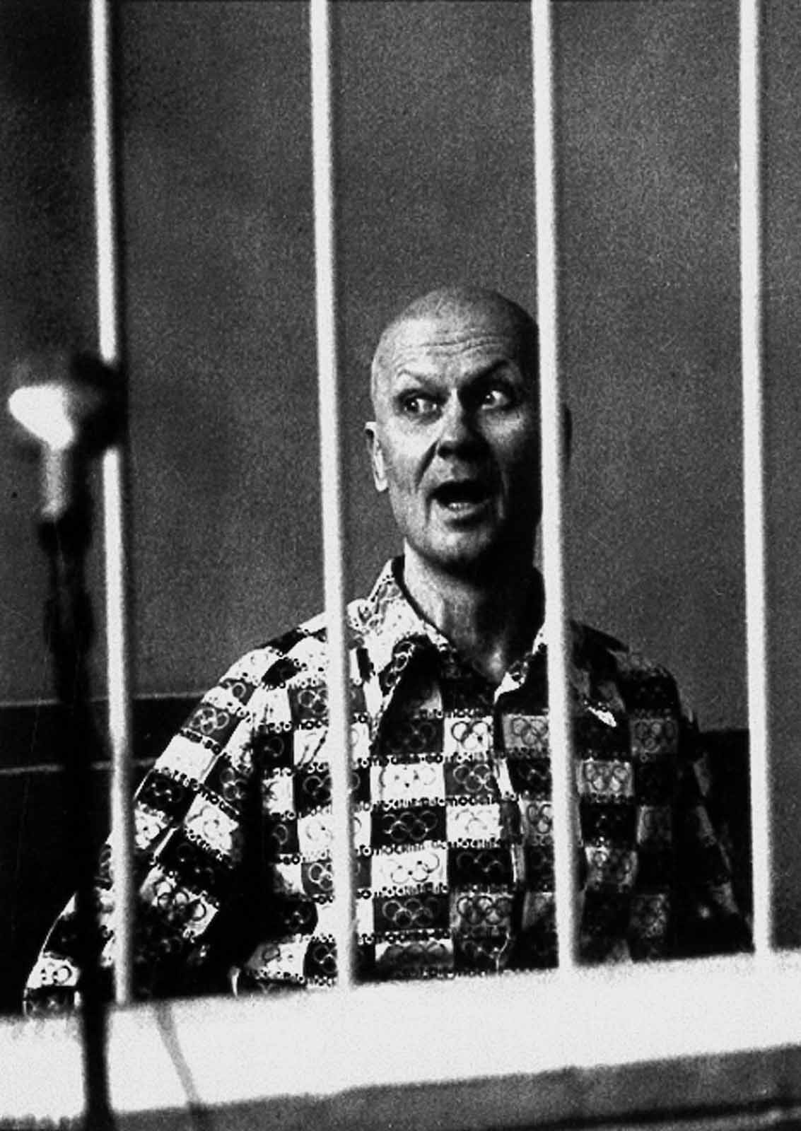 It's almost like looking in a mirror: Andrei Chikatilo was a man with a position of authority. But one wrong move, and suddenly he was a serial killer.