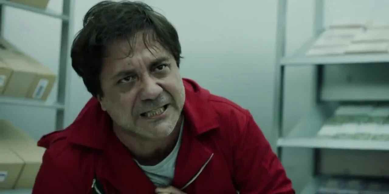Money Heist' season 4: How will the gang punish Arturo Román? –Characters to Hate  Film Daily