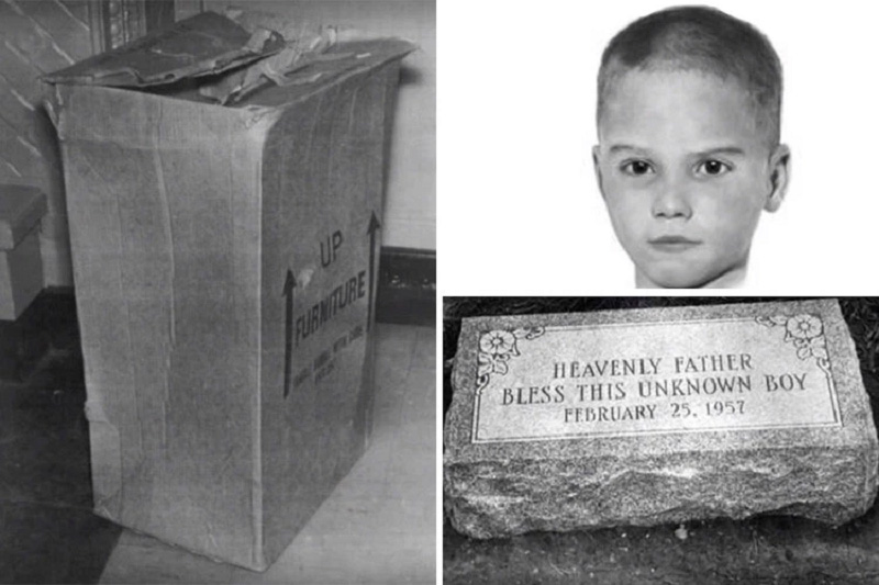 When a dead boy turns up outside a JC Penneys, police are desperate for answers. But to this day, the Boy in the Box has yet to be identified.