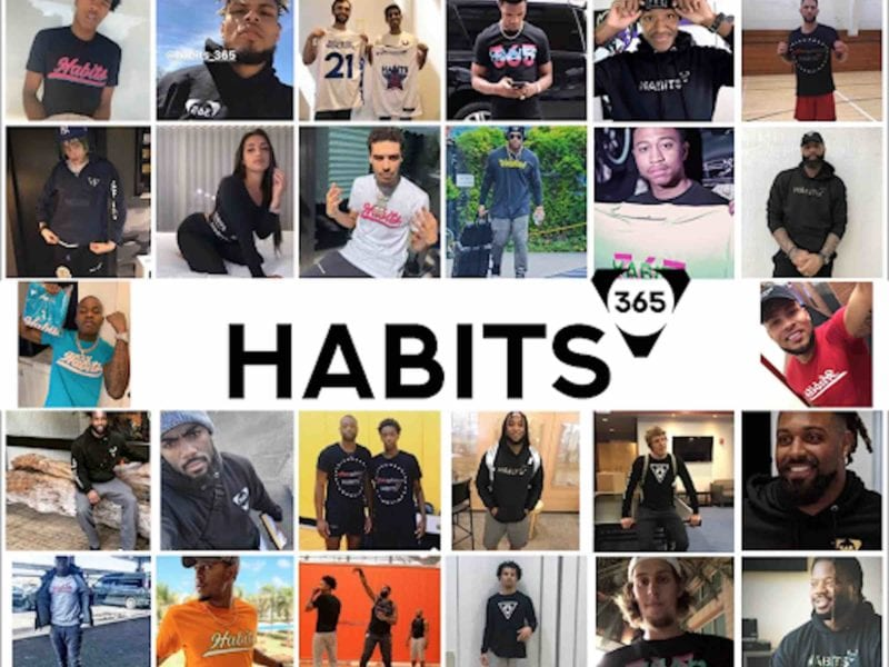 Habits 365, New York City-based apparel company is making an ambitious foray into the $400bn millennial clothing market. Here's what we know.