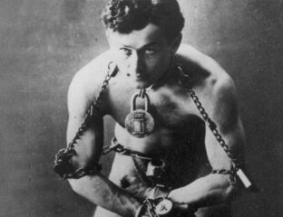 Erik Weisz, known by his stage name Harry Houdini, wowed audiences with his illusions & insane stunts. The details of his strange death will shock you.