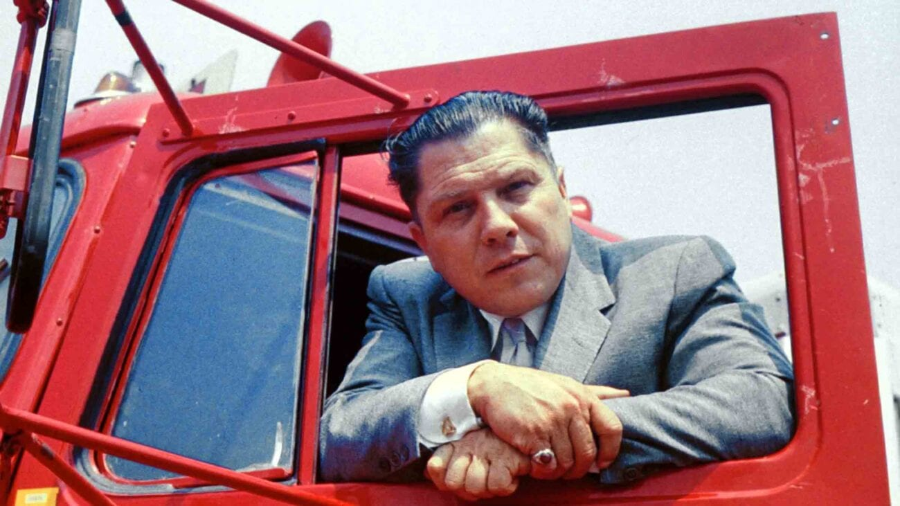 As quickly as he made a splash protesting for blue-collar workers' rights, Jimmy Hoffa disappeared without a trace. But the legacy he left behind is mixed.
