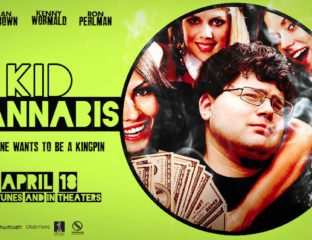 'Kid Cannabis' film is a biographical comedy-drama that was released in 2014. Is being a kingpin worth the price? 'Kid Cannabis' has the answer.