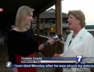 One of the saddest things about this tragedy is the televised nature of it. Here's what happened to Alison Parker and Vicki Gardner.