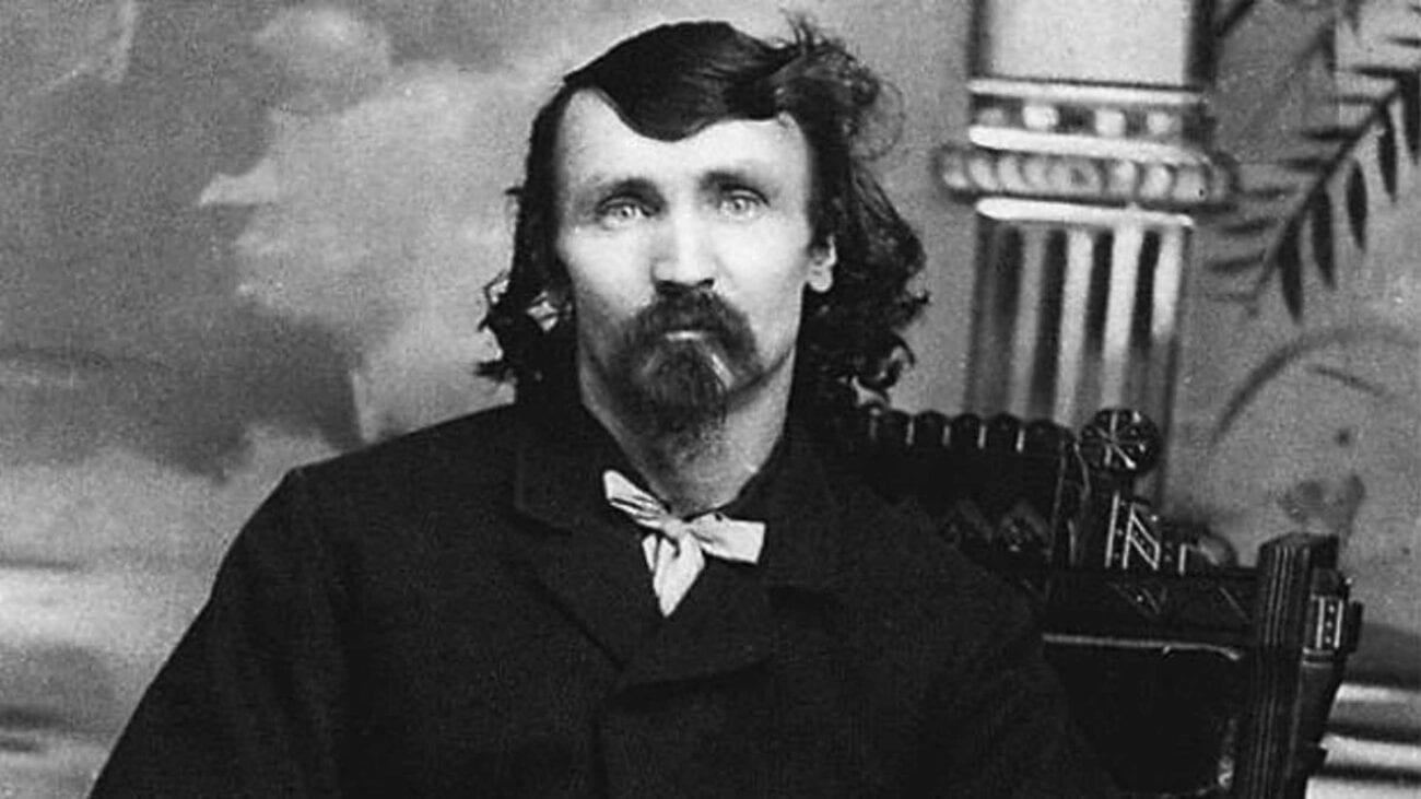 The wild wild west was a bloody time to be alive, but the Kentucky Cannibal Boone Helm made it a hell of a lot bloodier with his crimes.