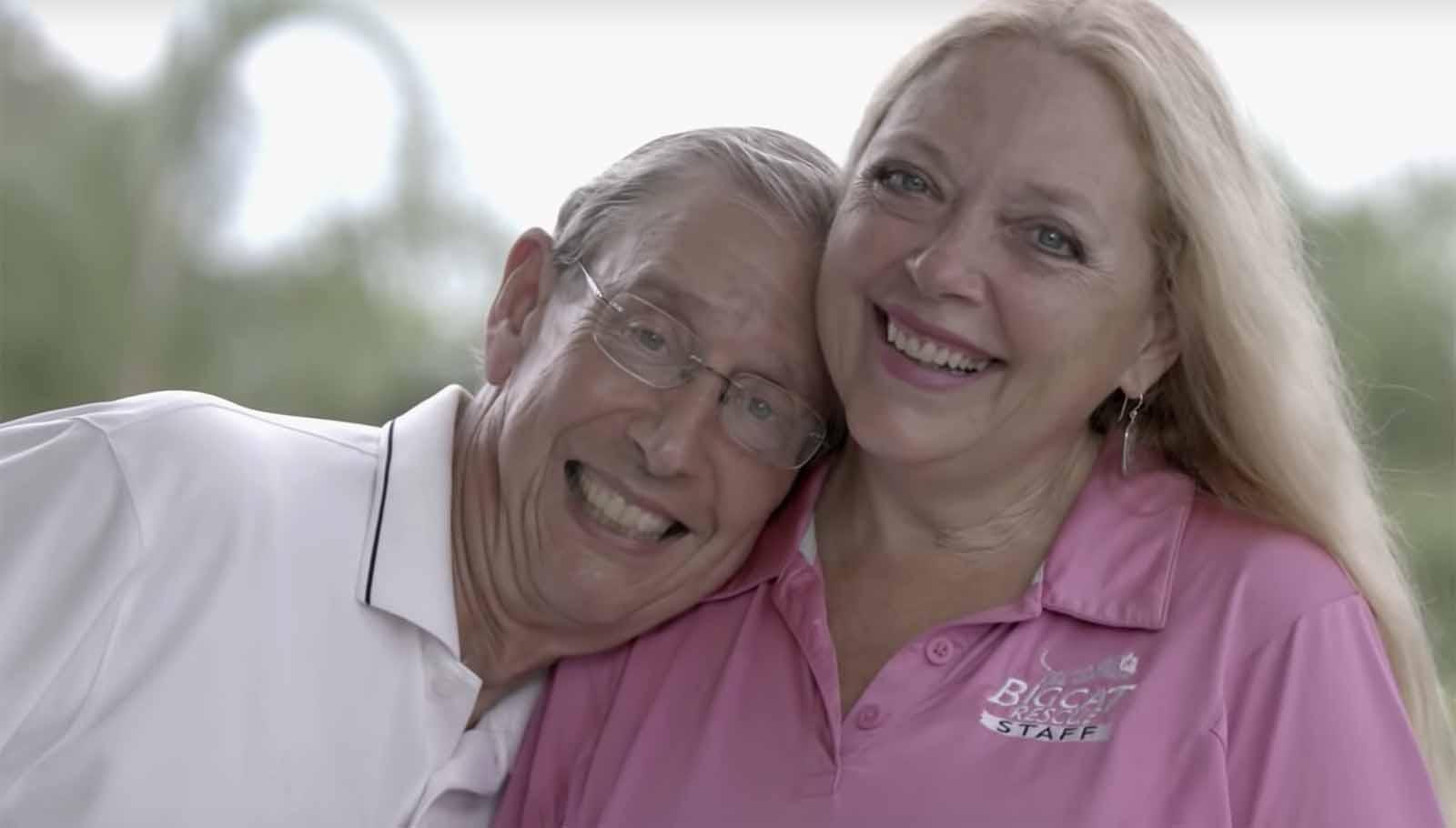 Here S Why The Internet Thinks Carole Baskin Killed Her Husband Film Daily
