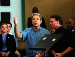 An actor turned political advocate, Ed Buck seemed like a great Hollywood success story. But like many men before him, the stories of abuse came out.