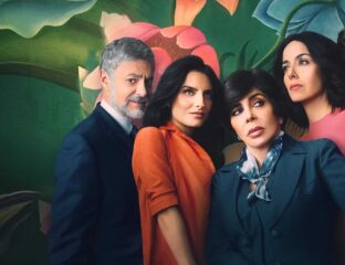 'La Casa de Las Flores' has been flying under the radar, but if you're not watching, you're missing out. The Netflix comedy is perfect for right now.