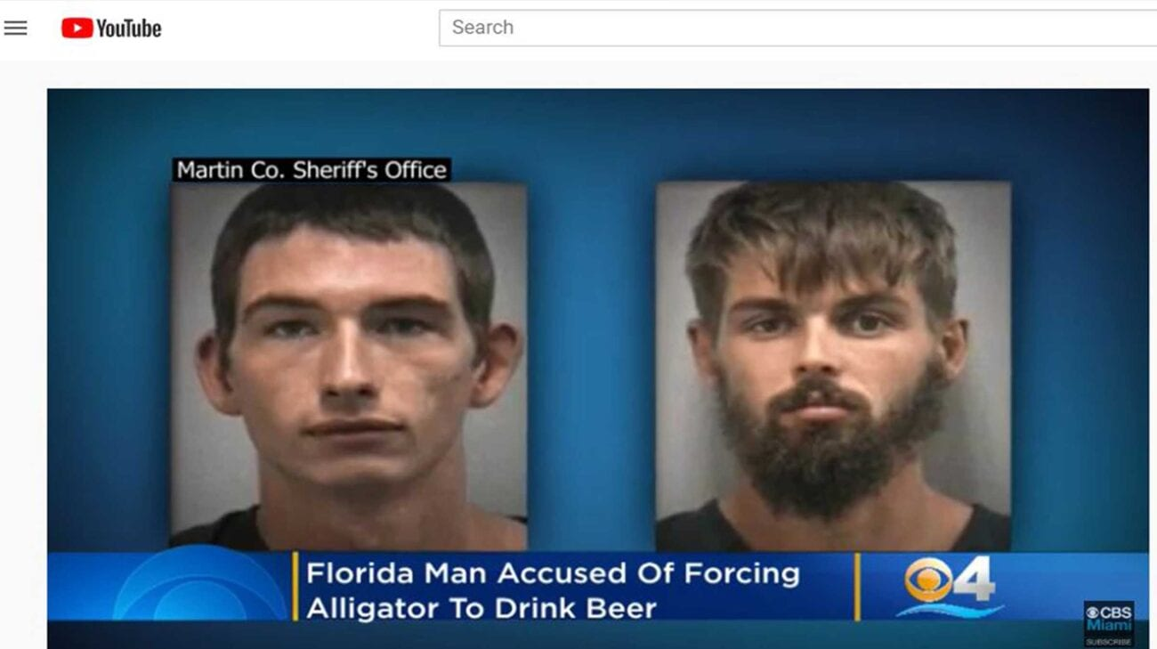 Florida Man headlines are as mindbogging as they are hilarious. How does someone manage to commit such strange crimes? Either way, we're laughing.
