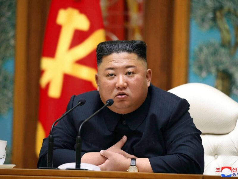 If North Korea did just seriously lose their leader, it'll be interesting to see how Kim Jong-Un's sister handles the role. Here are other insane theories.