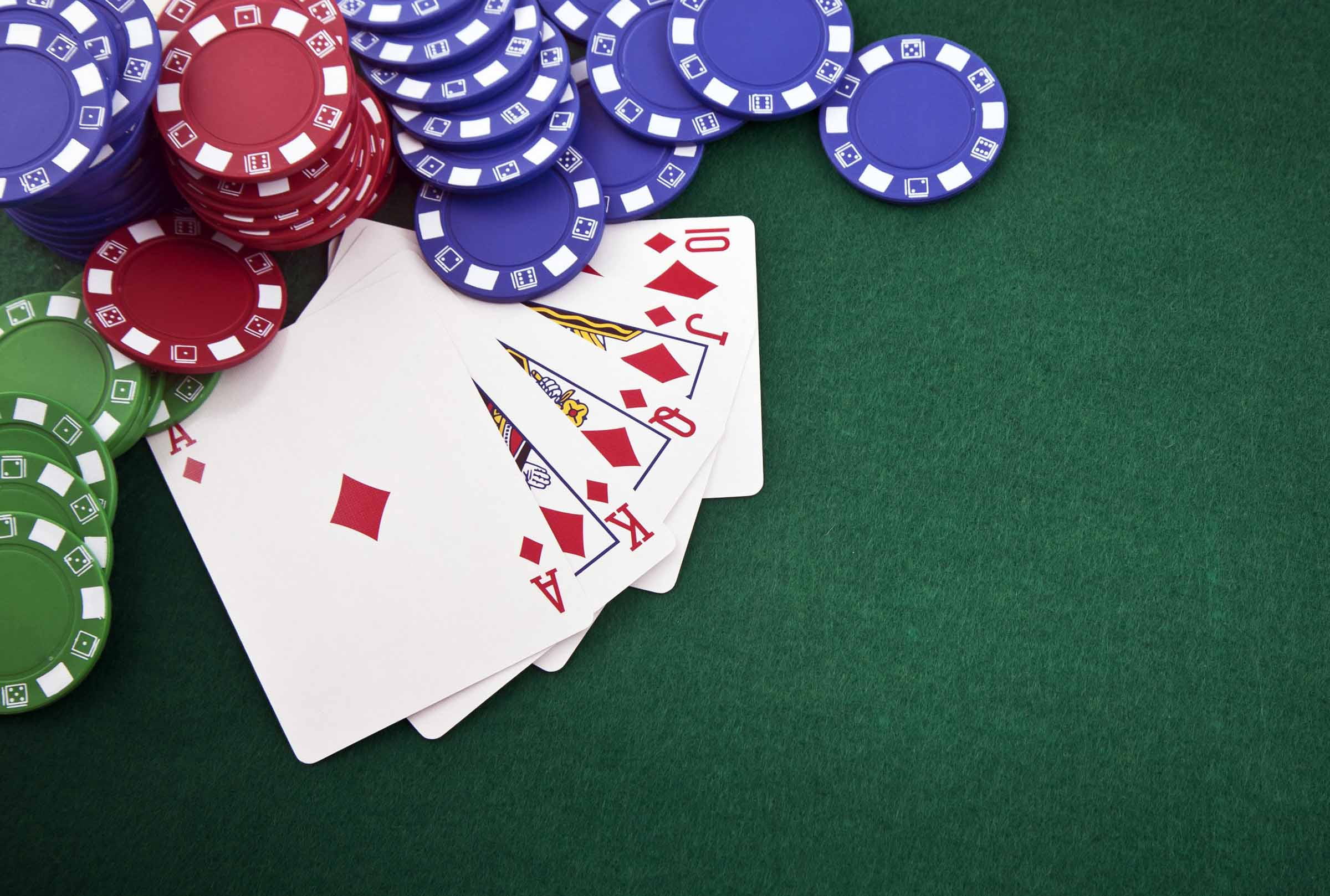 The Lies Of The Green Poker Table