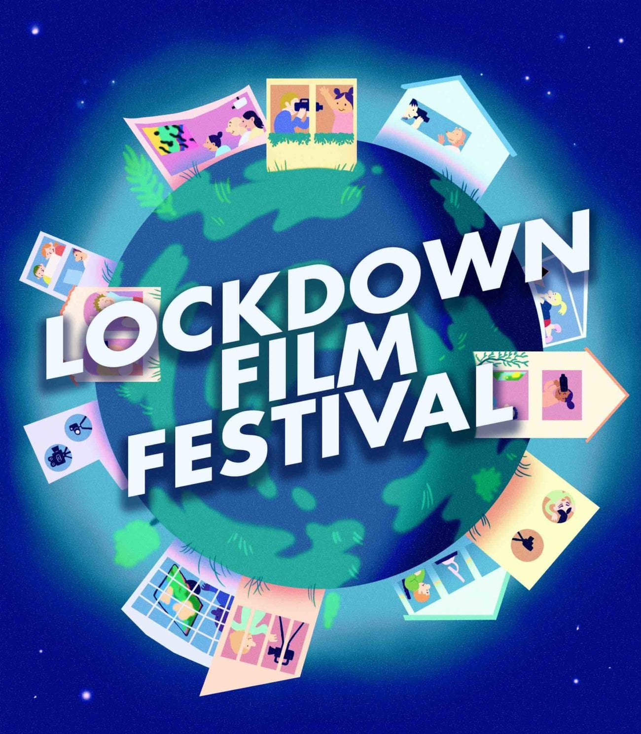 "The Lockdown Film Festival is the first (and in their words, ""hopefully the last"") time this festival is hosted. Here's what we know."