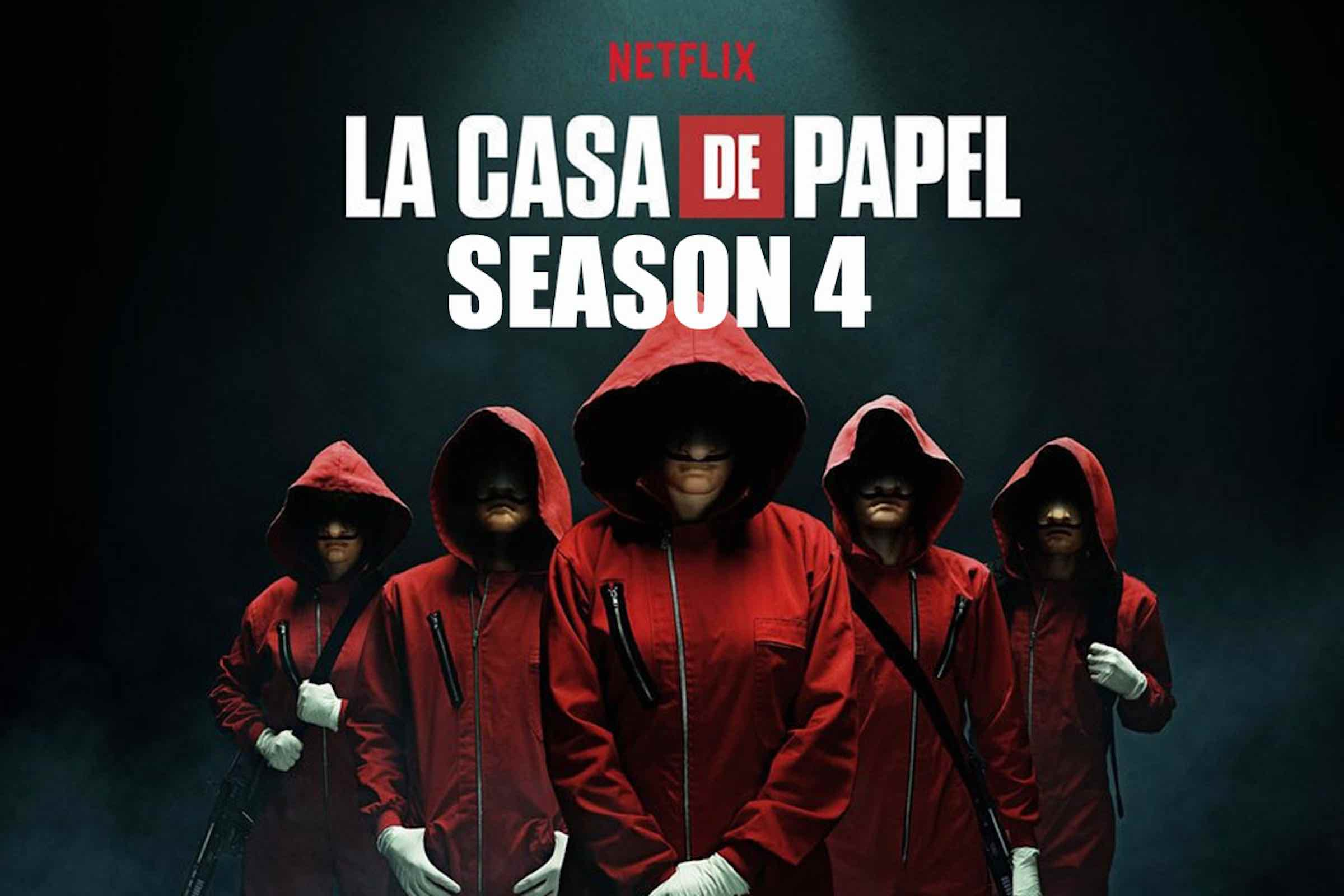 Here Are All The Very Best Quotes From Money Heist Season 4
