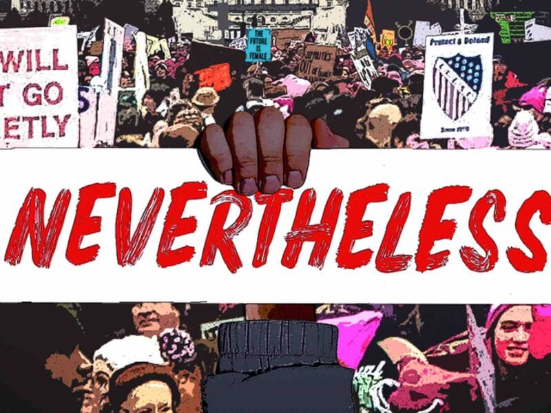 Documentary filmmaker Sarah Moshman recognized her power with third feature 'Nevertheless'. Here's everything you need to know.