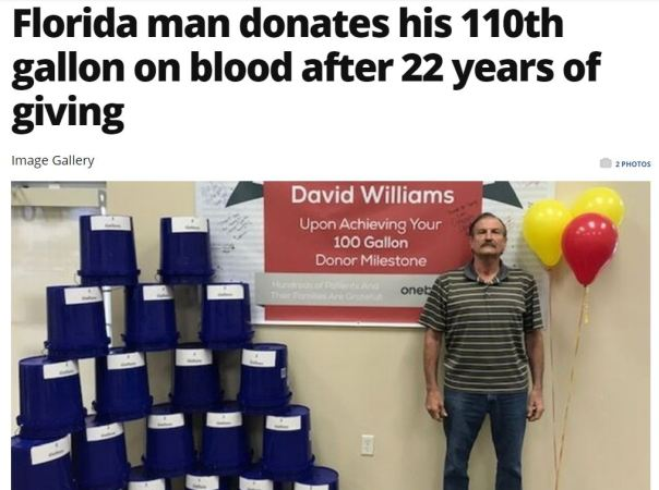 We all love a good Florida Man meme, but there's a lot of good that Florida Man has done. These memes are here to change the conversation.