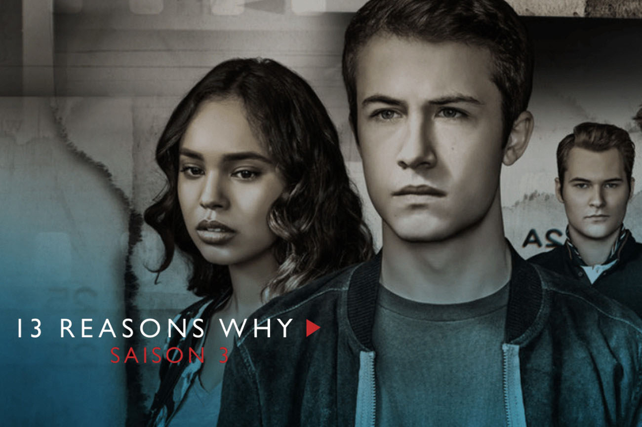 Burning Series 13 Reasons Why