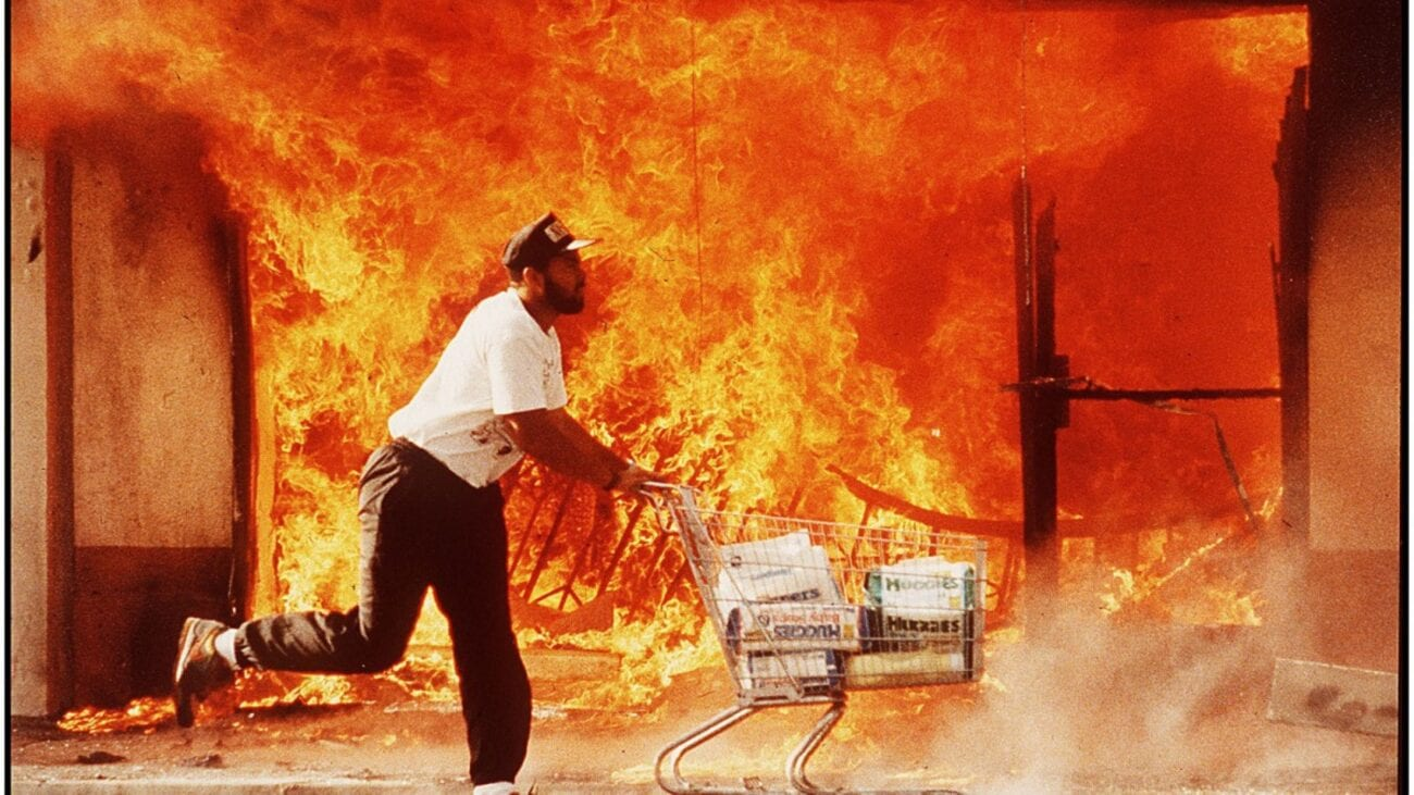 The LA Riots lasted for roughly three days in South-central L.A. Here's everything you need to know about the awful tragedy.