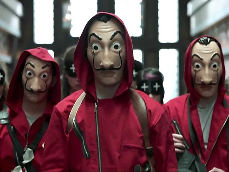 We love us some more 'Money Heist', and while we don't want the show to be rebooted, we can't help but dream what the cast would be for an American reboot.