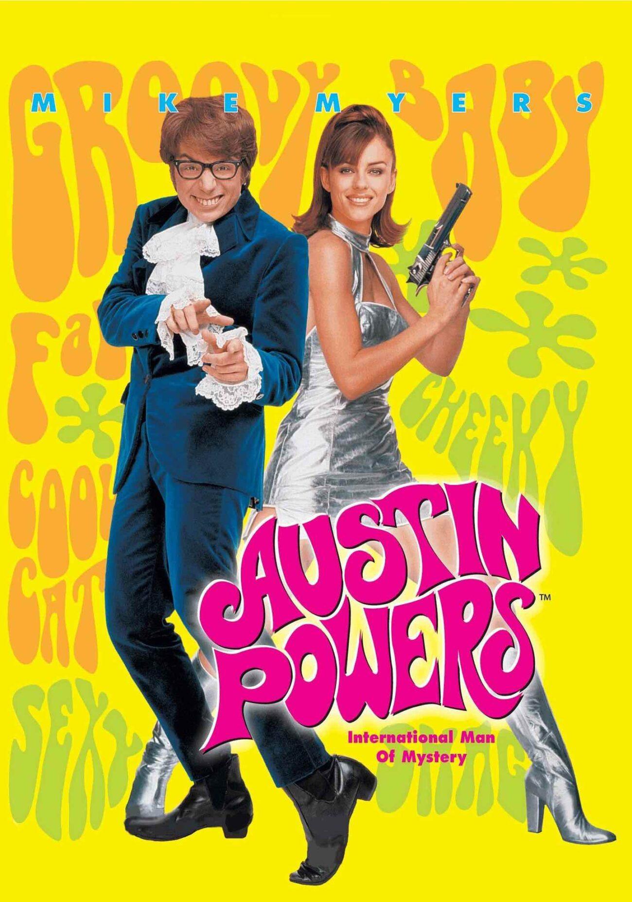 Austin Powers Blackjack Scene