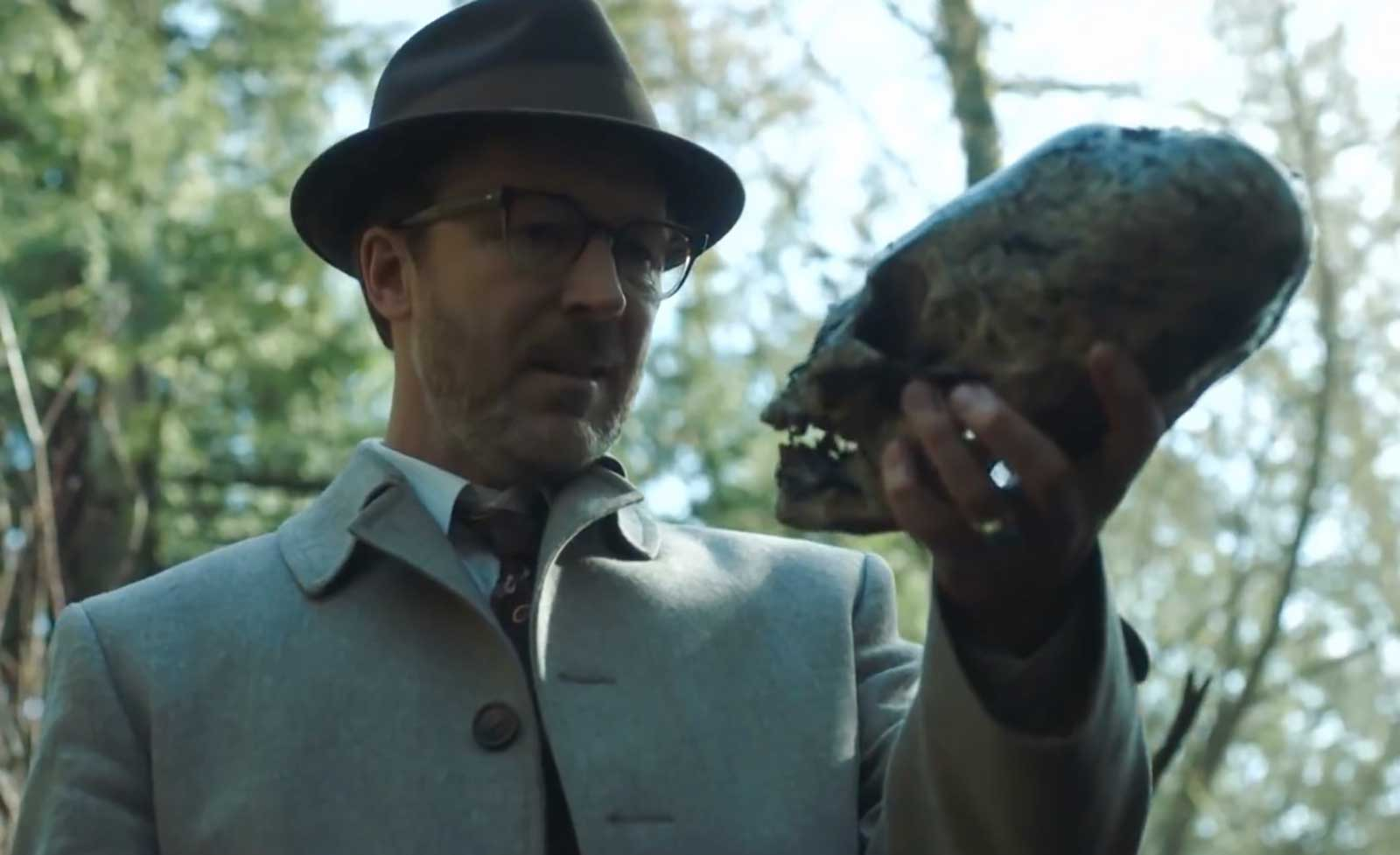 The History Channel had something unique with 'Project Blue Book' but it came and left too soon. We want another season of the series.