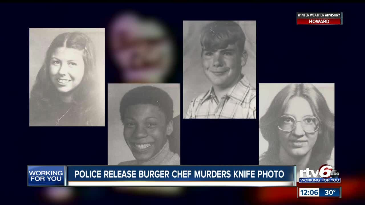 You may remember the old burger chain Burger Chef, but do you remember the mysterious crime surrounding one Indianapolis location and four of its employees?