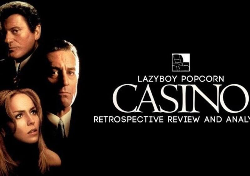 "Let's take our time and enjoy watching the classic ""gangster/mafia"" film, the 'Casino' movie. Here's why you should."